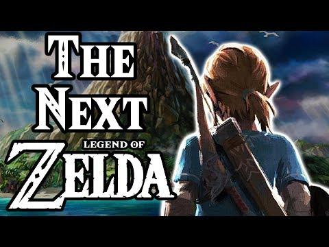Next Zelda Game Not In Hyrule?