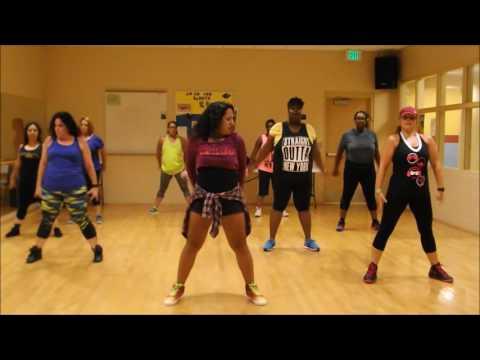 "Missy Elliott- ""LOSE CONTROL""  (Zumba Routine)"