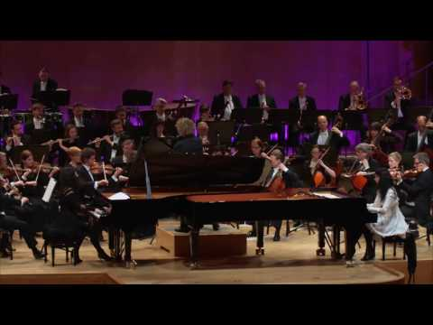 Concerto Philip Glass with Santtu Matias Rouvali and Gotengburg Symphony