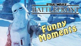 Star Wars Battlefront - DerSorbus Best Of Funny Moments I Funny Death's Deutsch [German] [HD]