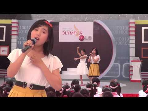 [HD] 18. Olympia - Văn Nghệ - Người Thầy Năm Xưa - THCS Quang Trung - Huyện Cam Lâm