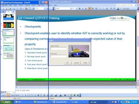 Functions and Sub procedures in QTP Tutorial | HP UFT Tutorial Unified Functional Testing