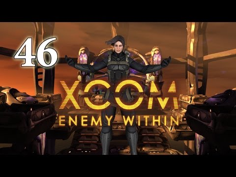 XCOM: Enemy Within - Part 46 [Temple Ship Assault]. Difficulty: Impossible. No Casualties.