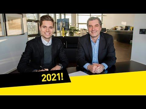Julian Weigl verlängert bis 2021