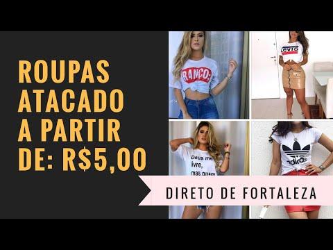 f9472f332 Roupas de R$5 direto de Fortaleza como comprar?? - YouTube