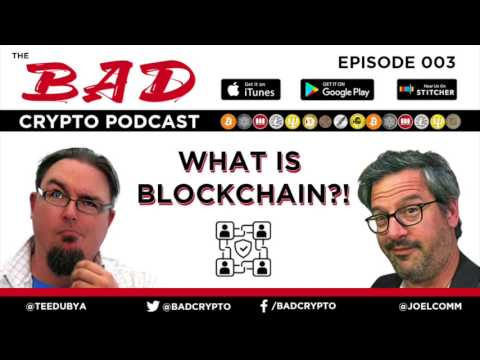 What is Blockchain and Why Should You Care?