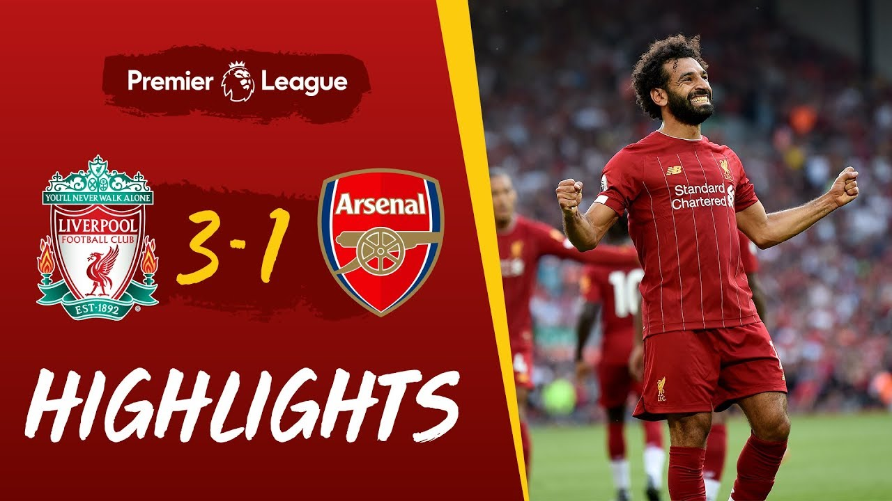 Arsenal vs Liverpool player ratings: Five minutes in heaven