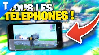 JOUER à FORTNITE sur TÉLÉPHONE ! (Android & iOS)