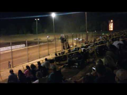 Modified Feature Southern Raceway 10 15 16