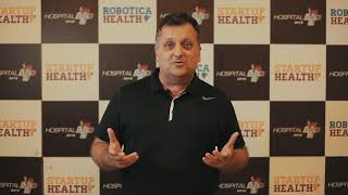 Paulo Melo (Co-founder Pickcells) convida a todos para a Startup Health 2018