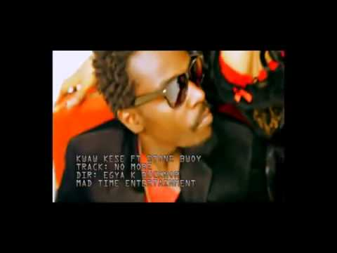 Kwaw Kese - No more ft Stonebwoy (Official Video)(GhanaMotion.Com)