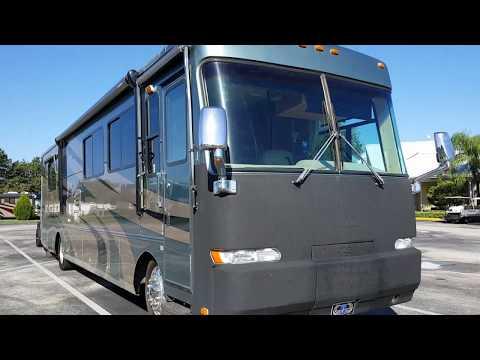2003 Monaco Safari Zanzibar Diesel Motor home RV Coach | For Sale | North Carolina