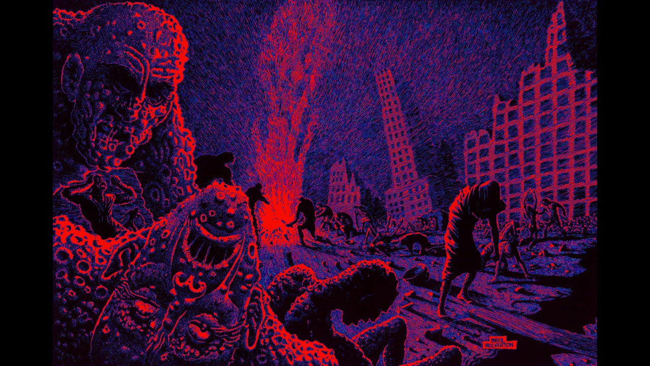 Omegah Red Feat Mf Doom Rza Books Of War Vaporwave Remix Youtube