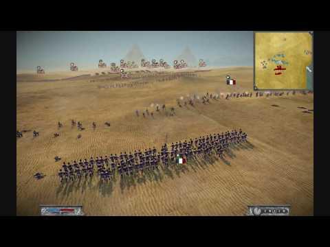 Napoleon Total War Online Battle #007: France vs Great Britain