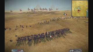 Napoleon Total War Online Battle #007: France vs Great Britain