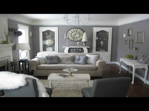 Accent Colors Gray Living Room Abraham Smith