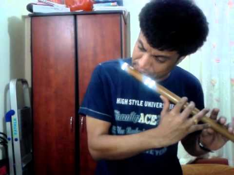 Flute attempts from Sudhir AK # 01