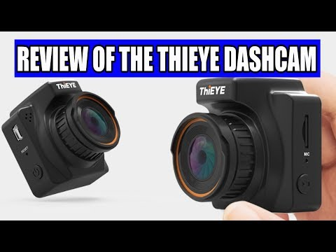ThiEYE Safeel One Dashcam Review
