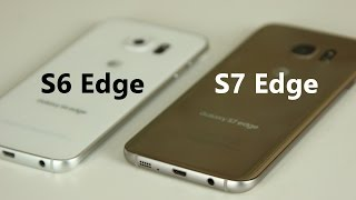 Samsung Galaxy S7 Edge vs Samsung Galaxy S6 Edge Full Comparison