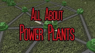 Risky Strats Guide: Power Plants