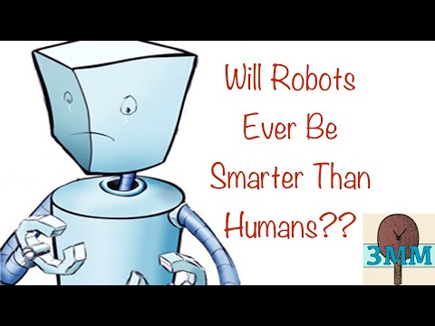 Will Robots Ever Be As Smart As Humans?