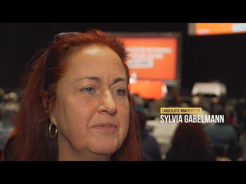 Sylvia Gabelmann in den Bundestag