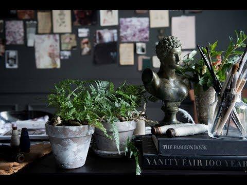 DIY Distressed Plant Pots! CHEAP & CHIC!!