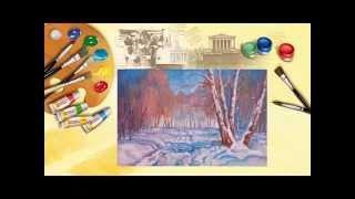 Обучение живописи и рисунку в г. Днепропетровске. Курсы живописи.