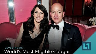 Level1 News April 10 2019: World's Most Eligible Cougar