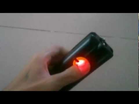 Test súng điện bắn đạn thật 2.800w! @doctuusau