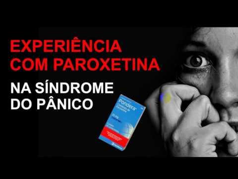 Experiência com Cloridrato de Paroxetina - Pondera e Genérico