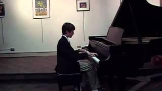Andrew Scott Performs Mendelssohn Live