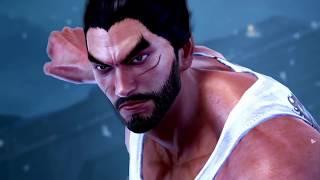 Tekken 7 - Kazuya Mishima - Basic Combos. thumbnail