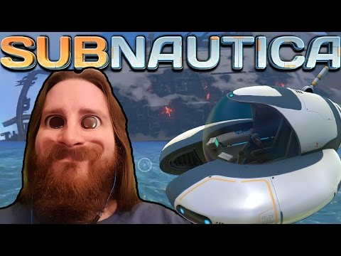 Subnautica | THE SEAMOTH! | Part 5