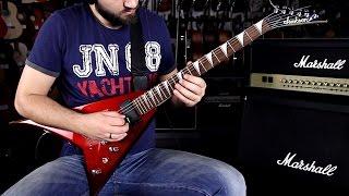 JACKSON JS32Т Randy Rhoads IR - Guitar Demo