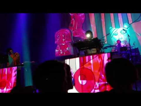 Animal Collective- Water Curses, College Street Music Hall, CT, 5/26/17