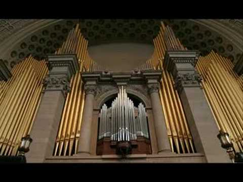 Barber Adagio for Strings from the Mother Church