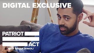 Hasan Minhaj Wants to Pivot Careers | Patriot Act with Hasan Minhaj | Netflix