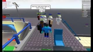 Roblox - Meeting Nikilis