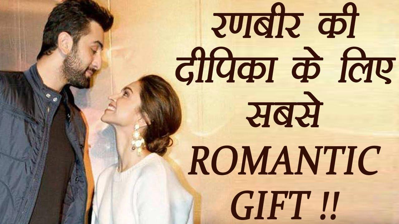 Ranbir Kapoor did MOST ROMANTIC thing for Deepika Padukone ...