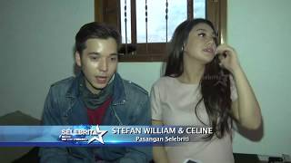 Ultah Ke 24th, Stefan William Dapat Surprise Dari Celine & Fans | Selebrita Siang On The Weekend