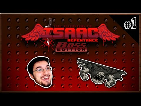 ISAAC: REPENTANCE BOSS EDITION #1 - Mother