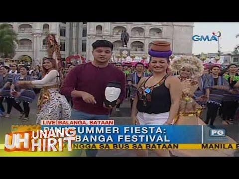 Unang Hirit: 16th Banga Festival sa Balanga, Bataan