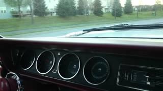 1965 Pontiac LeMans Sedan Test Drive