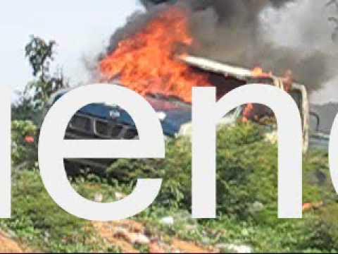 Piromanos queman patrulla en saltillo doovi for Oficina banco santander fuenlabrada