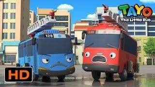 Tayo S5 EP1 Bahasa Indonesia l Penugasan Darurat! Tayo dan Gani l Tayo bus kecil