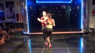airam y stefi semifinal danzatlantica tenerife 2014
