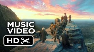 """The Hobbit: The Desolation of Smaug - Ed Sheeran Music Video - """"I See Fire"""" (2013) HD"""