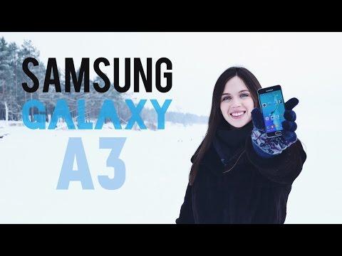 Samsung Galaxy A3 2016 — открываем А-серию