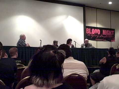 John Astin Q&A - Favorite Moment from Addams Family at Monster Mania 2009